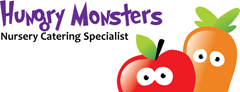 Hungry Monsters Logo